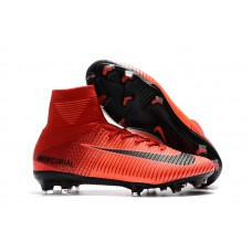 Nike Mercurial Superfly V FG - Red Blood