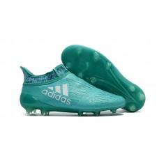 Adidas X 16+ PureChaos FG - Green Sea