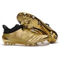 Adidas X 16+ Purechaos FG - Dourada