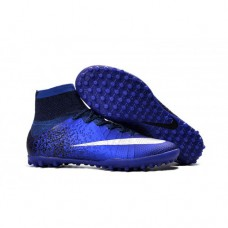 Nike Mercurial Superfly CR7  TF - Azul