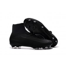Nike Mercurial Superfly V FG -  All Black
