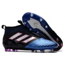 Adidas Ace 17+ PureControl FG - Azul/Preta