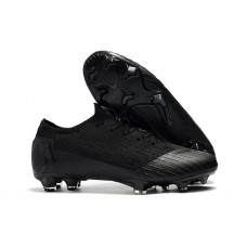 Nike Mercurial Vapor XII Elite FG - All black
