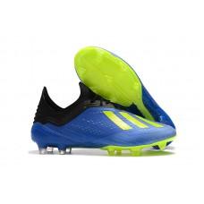 Adidas X 18.1 FG - Azul
