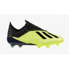 Adidas X 18.1 FG - Yellow Solar